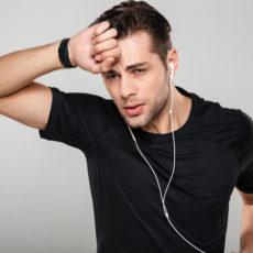¿Cómo evitar el sudor excesivo?